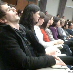 NYU Professor Allegedly Fired For Giving James Franco A