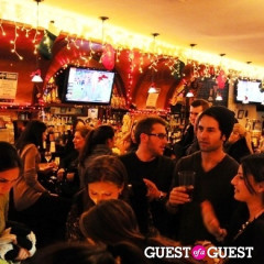 Last Night's Parties: Mission Impossible Premieres, And 4AM DJs Throw A Holiday Party At Catch