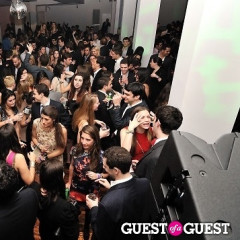 The 3rd Annual Asperger's Benefit At The Chelsea Art Museum