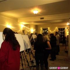 ArtJamz Hosts Pop-Up Paint Party in Georgetown