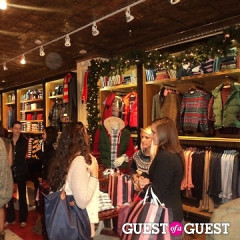Season's Greetings from the UK: Jack Wills Hosts Holiday Party in Georgetown