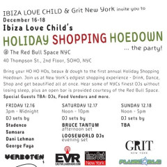 You're Invited: The Ibiza Love Child And Grit NY Holiday Shopping Hoe-Down!