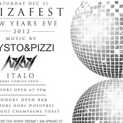 You're Invited: IBIZAFEST New Year's Eve At The Soho Trump!