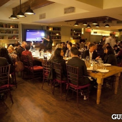 Very.com Launch Dinner Celebration At Soho House