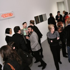 RETROspect Exhibition Opening At The Charles Bank Gallery