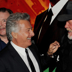 Last Night's Parties: Dustin Hoffman Hits His Premiere, David Beckham Roots Courtside For The Lakers & More!