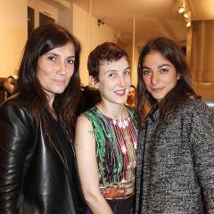 Mary Katrantzou And Longchamp's Sophie Delafontaine Celebrate Collaboration Launch With Colette In Paris