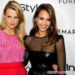 Michelle Williams, Rebecca Romijn, Jessica Alba & More Step Out For Diamonds And Cocktails With Forevermark + InStyle