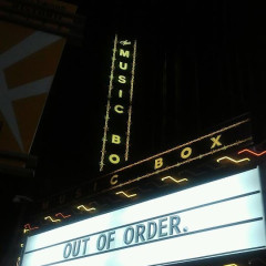BREAKING: The Music Box Gets A Sudden Shutter, Closed For Business