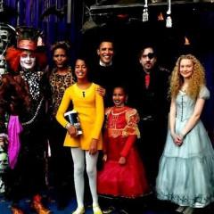 Details Of Lavish, Secret White House Alice In Wonderland Party Emerge