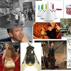 Rachelle's Reading List: Tuesday, January 17th, 2012
