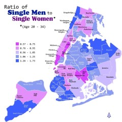 Every Woman In Manhattan Is Single, And It's Their Fault