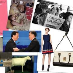 Rachelle's Reading List: Wednesday, January 4th, 2012