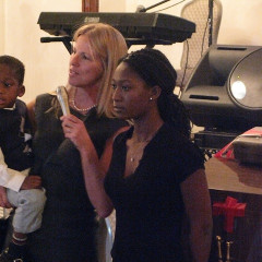 At Zanger Hall, An Artful Benefit For Haitian Mothers And Their Children