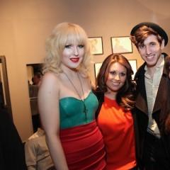 Pop Up Art Event Celebrating Beauty, Art and Fashion