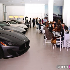 Maserati Of Manhattan Hosts A Cape May Culinary Experience Benefiting Cardiovascular Research