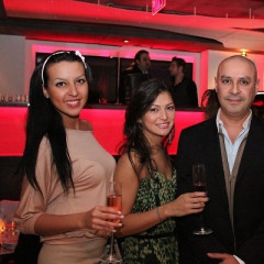 Fujimar Restaurant And Lounge VIP Opening