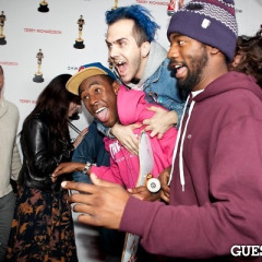 Tom Ford, Tyler The Creator & More Roll Out For Terry Richardson's