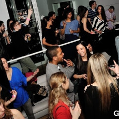 Last Night's Parties: The New Group Annual Gala, And BetaBeat Celebrates The Pitch Series At Soho House