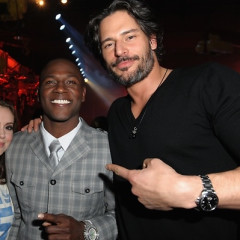 Before The Super Bowl, Celebrities Pre-Gamed At Rolling Stone's Bacardi Bash