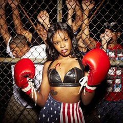 Daily Style Phile: Azealia Banks, The Eye-Catching Dirty Mouthed Rapper