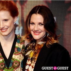 Breaking The Socks And Sandals Rule With Drew Barrymore, Lykke Li & More At The Marni For H&M Launch