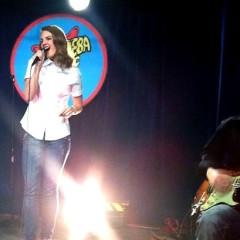 From Her Rhinestone Mom Jeans To Weepy Fans, Inside Lana Del Rey's Amoeba Appearance