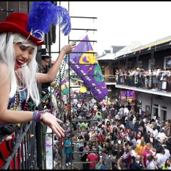 Photos: Celebrating Mardi Gras In New Orleans