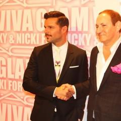 MAC Viva Glam Launch With Nicki Minaj And Ricky Martin