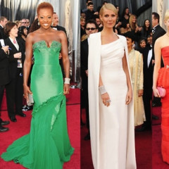 Red Carpet Round Up: Best And Worst Dressed At The Oscars 2012