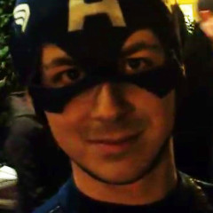 Captain America On Patrol: Video