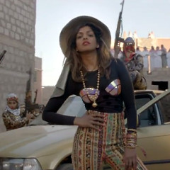 3 Reasons Why M.I.A. is Baddest Bad-Ass Bad Girl That Was Ever... Bad