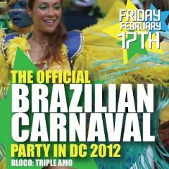 ShadowRoom Celebrates Brazilian Carnival