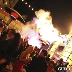 Letting The Good Times Roll At Glow's Mardi Gras Celebration