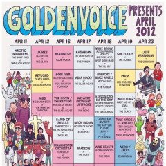 Goldenvoice Unveils Lineup Of Coachella 2012 Artist Shows In L.A. In Between Festival Dates