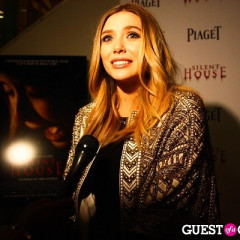 Piaget Hosts The NY Premiere Of Silent House