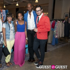 Etro's Exclusive Spring Menswear Launch With Jae Joseph
