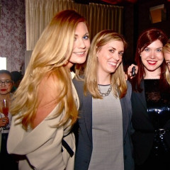Quincy Apparel Launch Party At Tribeca Grand Hotel