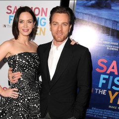 Last Night's Parties: Emily Blunt, Ewan McGregor Attend Their Premiere, Zooey Deschanel Shines At PaleyFest & More!