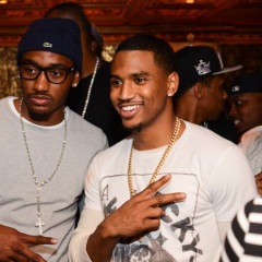 Best $2k I Ever Spent! Kevin Liles Celebrates Birthday At SAX With Young Jeezy, John Wall, Trey Songz, Big Sean