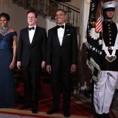 White House State Dinner 2012