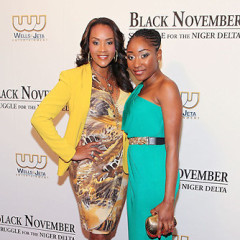Vivica Fox, Don King Attend Black November Screening At The Library Of Congress