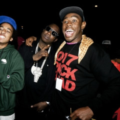 VIDEO: Tyler The Creator Choke-Slammed By Security, Crowd Diving, Being Generally Insane At Gucci Mane Show