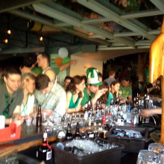 Trend Spotting: Dupont St. Patrick's Day