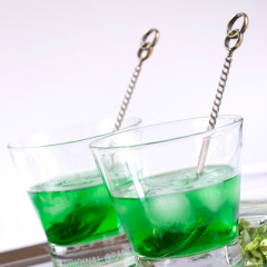 Celebrate St. Patrick's Day With Green Cocktails And Drinking Limericks