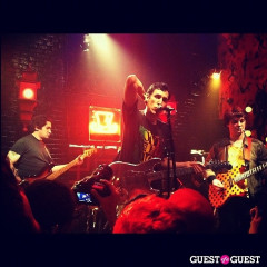 The Virgins Live Performance At Le Baron
