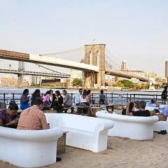 5 Spots To Drink On The Water In NYC