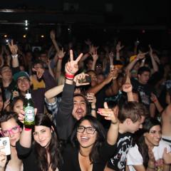 Steve Aoki, Michael Woods & More Rock The 8th Annual Post-Coachella Party At Dim Mak