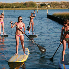 Learn To Paddleboard This Summer In The Hamptons With Adventure Paddleboards