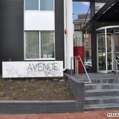 Avenue Suites Launch Party